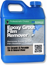 Epoxy Grout Film Remover Qrt Miracle Sealants